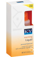 Ky Warming Liquid Personal Lubricant...