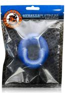 Oxballs Grip Silicone Cockring Blueballs Blue 1.5 Inch