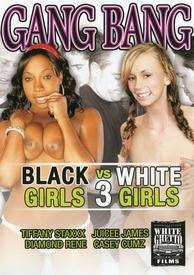 Gang Bang Black Girl V White Girl 03