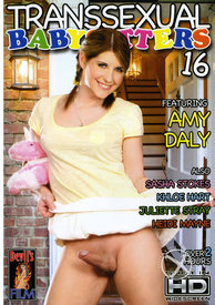 Transsexual Babysitters 16